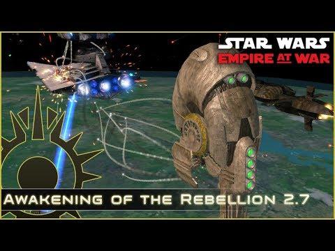 Vader's Unfortunate Fate - Ep 14 - Awakening of the Rebellion 2.7 - Star Wars Empire at War Mod