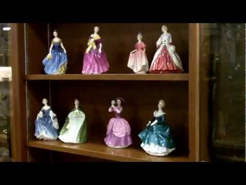 Royal Doulton Figurines by Royal Doulton China in excellent condition.