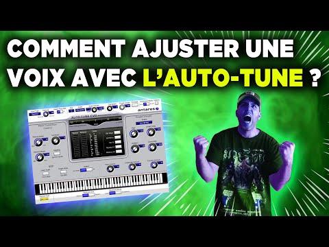 AJUSTER UNE VOIX AVEC L'AUTO-TUNE * [Tuto FL-Studio]