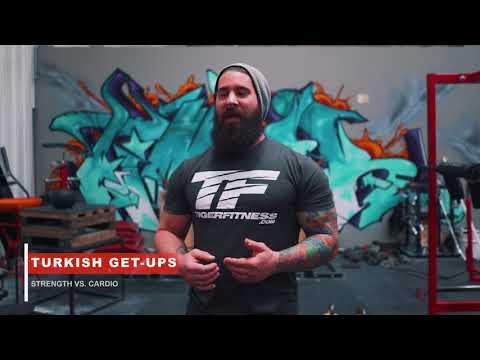 Turkish Get-Up Tips for a Better Kettlebell Workout | Joe Daniels