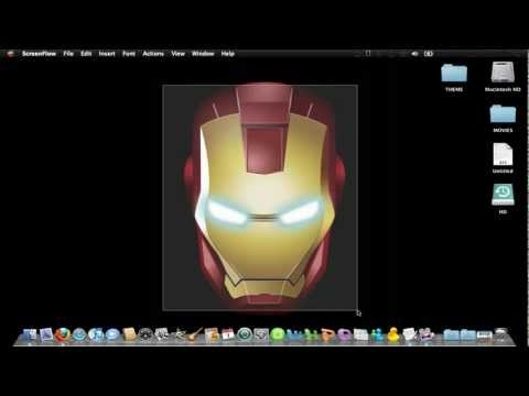 PIMP YOUR MAC : Part 2: How to change your dock color on a mac