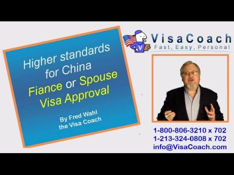 Guangzhou Denial: Higher standards China  Fiance or Spouse Visas