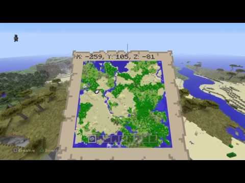 7 VILLAGE SEED!!|Minecraft PS3 PS4 Xbox 360 Xbox One