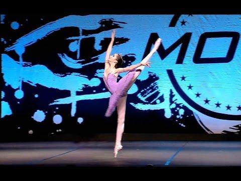 Clarissa May, age 15 - Gamzatti Variation (1st place)