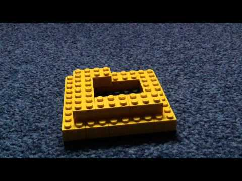 How To Build A Lego Pyramid