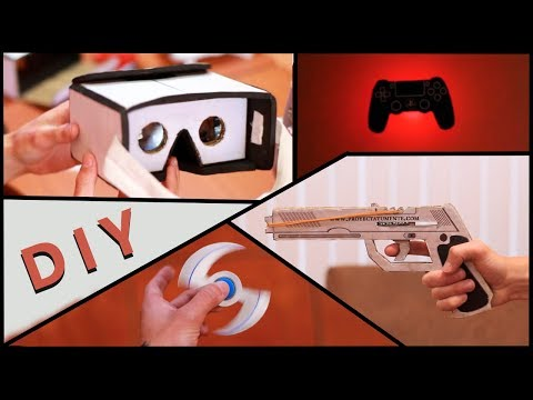 4 Amazing Inventions or Ideas of Cardboard