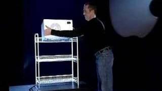 Apple presents the iRack