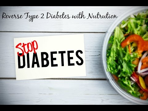 How To Reverse Type 2 Diabets - Diabetes Natural Cure in 3 Weeks