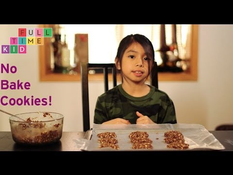 Super Easy No Bake Cookies | Full-Time Kid | PBS Parents
