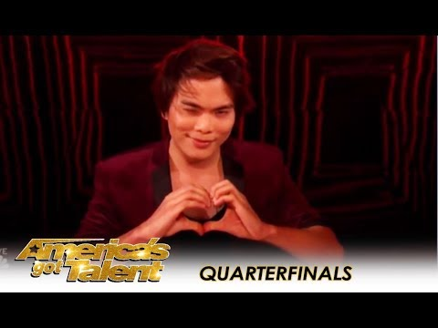 Xxx Mp4 Shin Lim He S The World S Smoothest And Sexiest Close Up Magician America S Got Talent 2018 3gp Sex