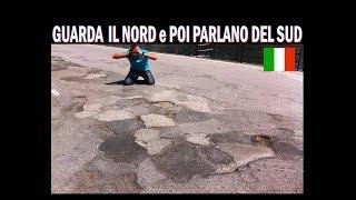 Guardate al Nord Italia !!! E poi parlano di Napoli , Roma e il Sud !!!