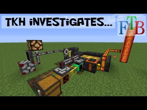 FTB 1.5.2 - Tinker's Construct Tutorial: Smeltery Automation