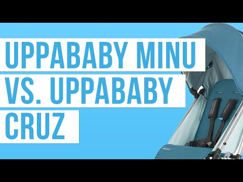 UPPAbaby Minu 2018 vs UPPAbaby Cruz Stroller Comparison | Ratings, Reviews, Prices