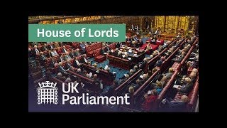 LIVE Lords debate day four of Queen's Speech: 21 October 2019