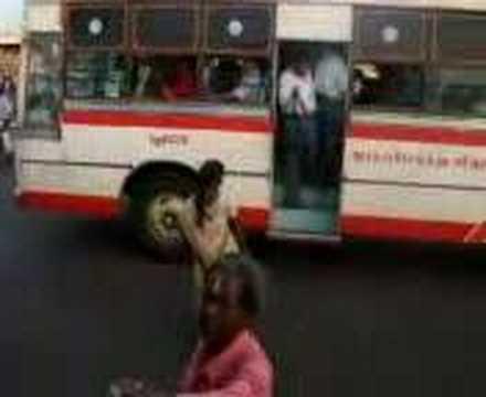 Pondicherry Busstation