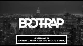 Martin Garrix - Animals (Victor Niglio & Martin Garrix Remix)