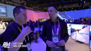 Sony X930D 55 and 65 Inch TVs - Abt CES 2016