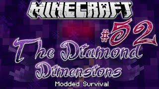 """I KILLED SIMBA"" | Diamond Dimensions Modded Survival #52 | Minecraft"