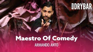 This Man Is A True Maestro Of Comedy. Armando Anto - Full Special