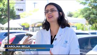 Pacientes curados com hidroxicloroquina falam sobre o tratamento