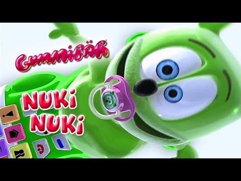 Palco Mp3 Gummy Bear Official
