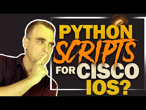 GNS3 Talks: Python for Network Engineers with GNS3 (Part 11) - Paramiko, SSH, Python and Cisco