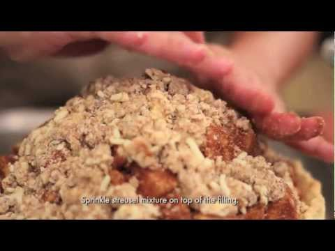 Home Foodie - Easy French Apple Pie