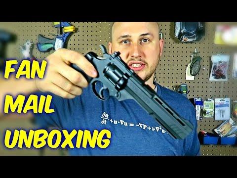 Fan Mail Unboxing