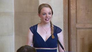 Sarah Westwood (South African College School, Newlands & Linacre 2015)