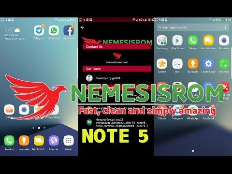 ROM 6.0.1 NEMESIS N7 PORT STABLE V3.0 PARA EL NOTE 5