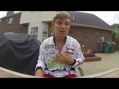 How to get Sponsors and a Bass Fishing Jersey