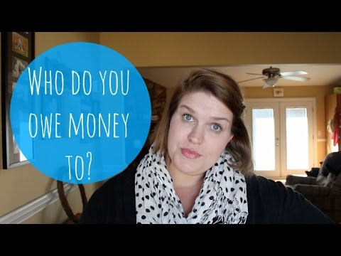 What to do when you don't know who you owe money to + Free Credit Score from Credit Sesame
