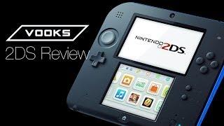 Vooks Reviews: Nintendo 2ds Hardware   Unboxing
