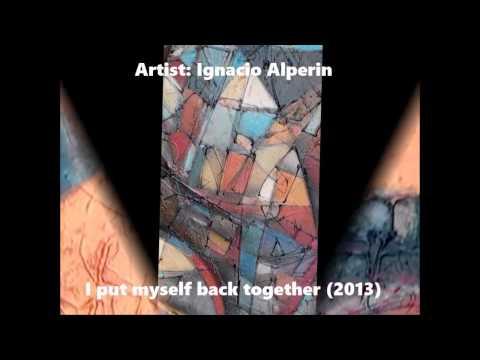 Ignacio Alperin:   I put myself back together blues   (2013)