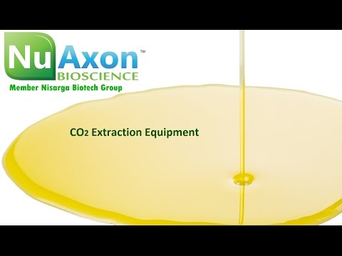 CO2 Extraction Equipment