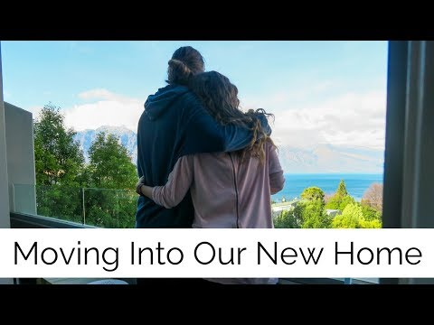 Moving Into My Dream Apartment! VLOG | New Zealand