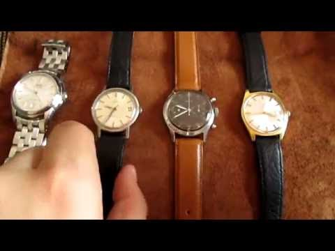 How to Clean Dress  Non Waterproof Watches