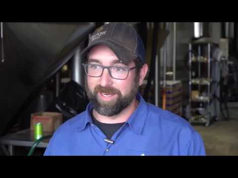 James Bradley - Success As Lead Brewer at Catawba Valley Brewing Co.