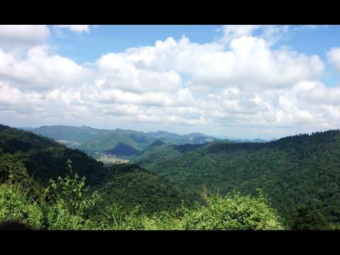 Exploring Thailand on a Motorcycle - Khao Yai National Park
