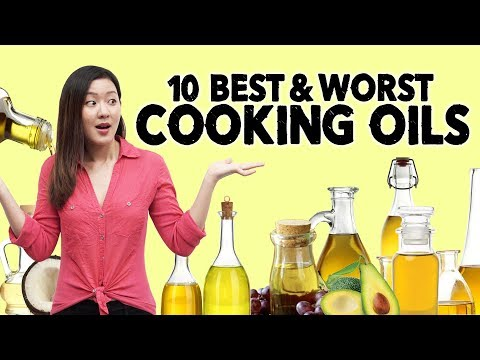 Is Oil Bad for You? | 10 Best & Worst Cooking Oils | Joanna Soh