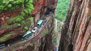 दुनिया की 10 सबसे खतरनाक सड़कें Top 10 Most Dangerous Roads in the World