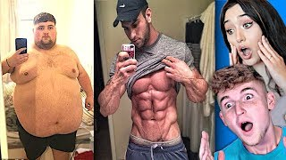 Insane FAT To LEAN Body Transformations! (Unbelievable)