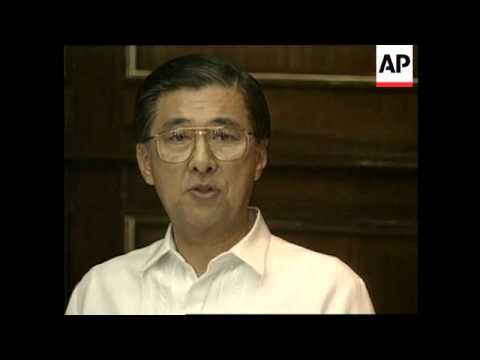 PHILIPPINES: MANILA: FRIENDS OF CAMBODIA MEETING