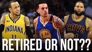 10 Notable NBA Players Currently Without A Team