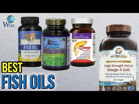 10 Best Fish Oils 2017