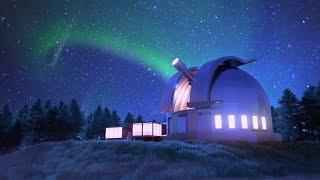 The Aesthetic Observatory 🔴 24/7 Lofi Hip Hop Radio 🔴 Chill Lofi Study Music Playlist 2021