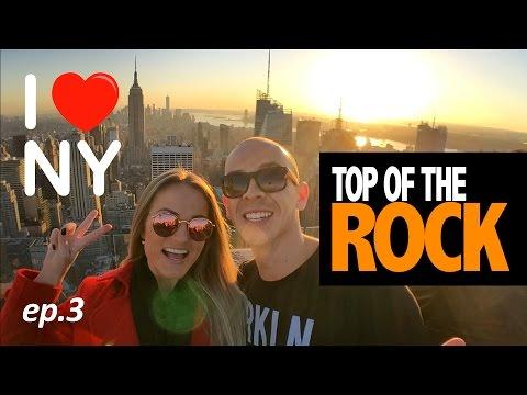 High Line, Chelsea Market e Top of the Rock - NOVA YORK ep.3