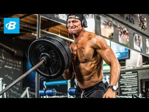 Shoulders and Abs Hypertrophy Workout | True Muscle Trainer: 9 Weeks To Elite Fitness