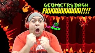 LEVELS BY SATAN!!! [GEOMETRY DASH 2.1]