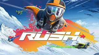 RUSH  |  Oculus Rift